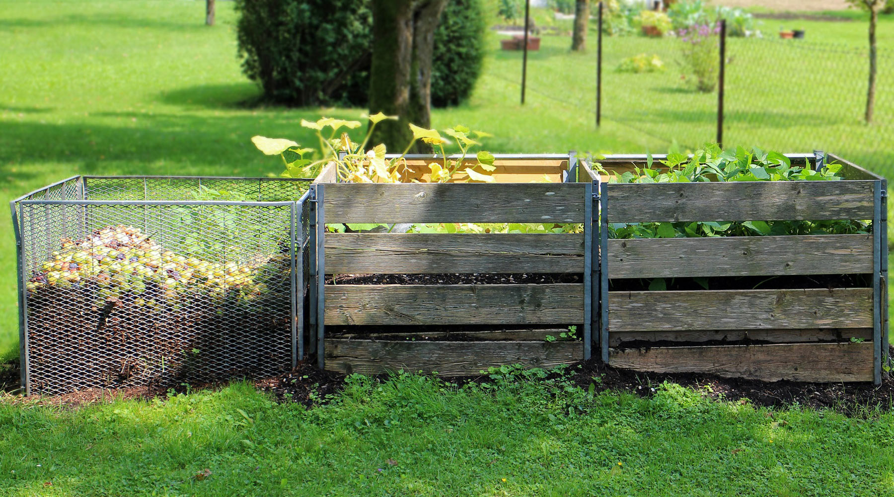 Wat is de beste compostbak voor binnen of buiten?